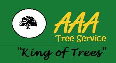 AAA Tree Service logo