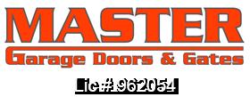 Master Garage Doors & Gates logo