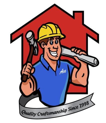 Ace Home Building & Construction logo