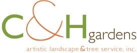 C & H Gardens Artistic Landscape & Tree Service logo