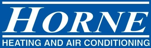 Horne Heating and Air Conditioning logo