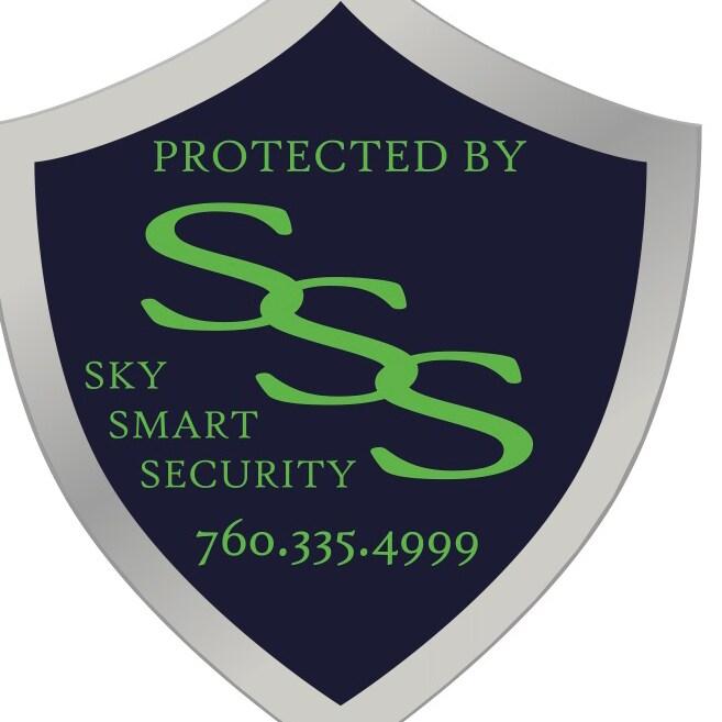 Sky security inc logo
