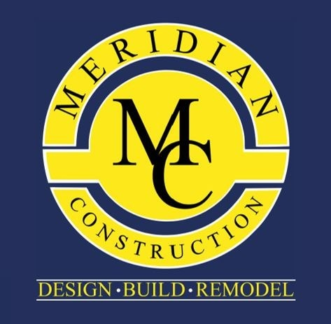 Meridian Construction logo