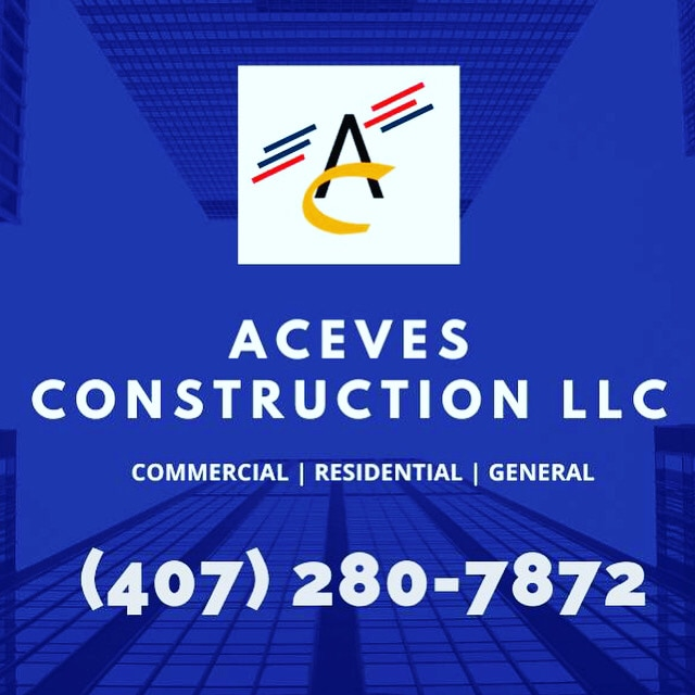 Aceves Construction LLC logo