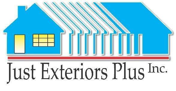 Just Exteriors Plus logo