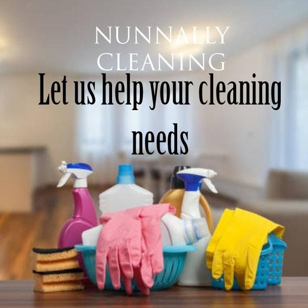 Nunnally Cleaning logo