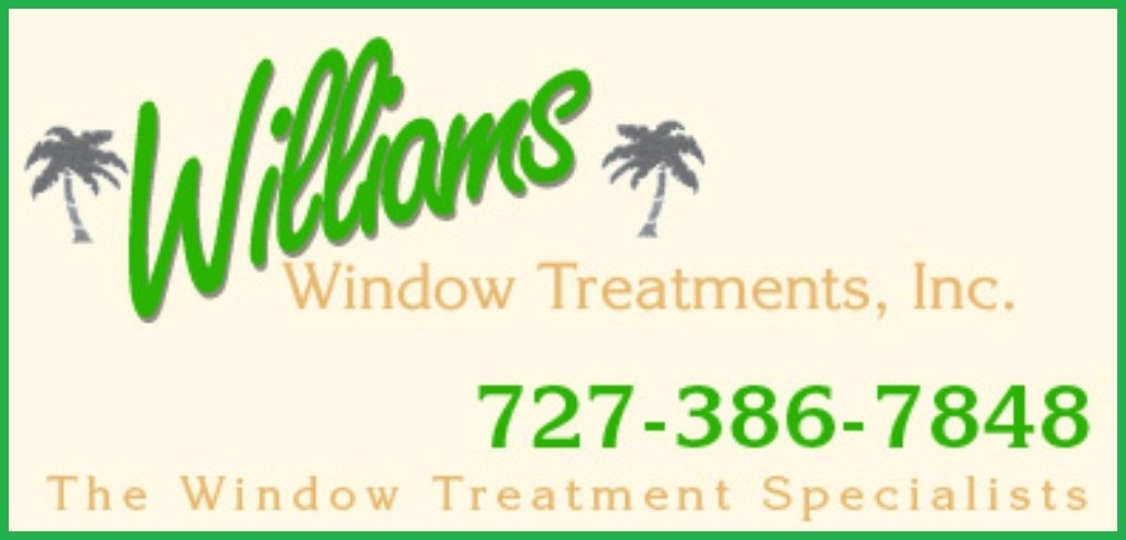 WILLIAMS WINDOW TREATMENTS INC logo