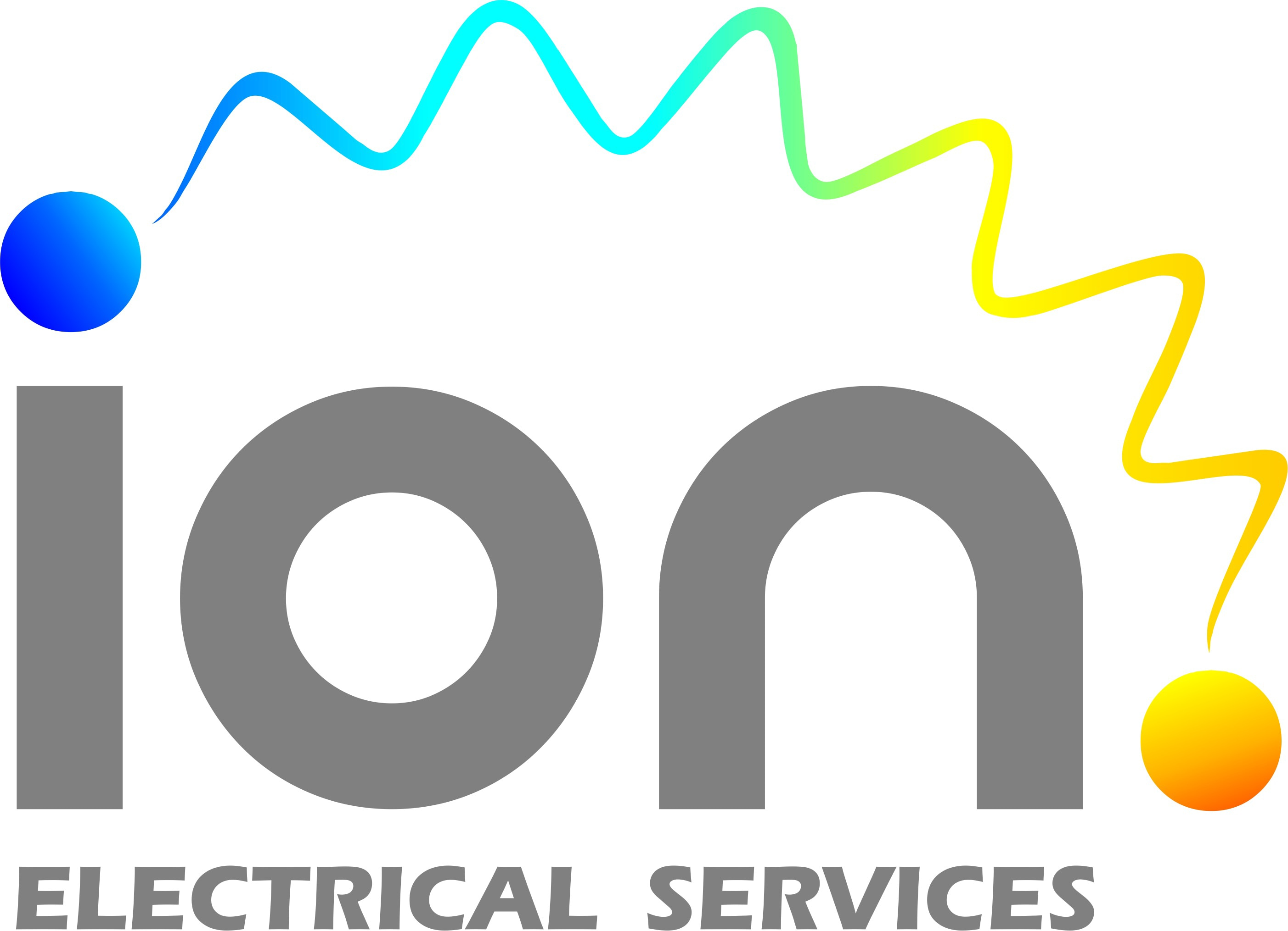 Ion electrical service  logo