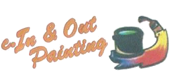 Cary's In and Out Painting logo