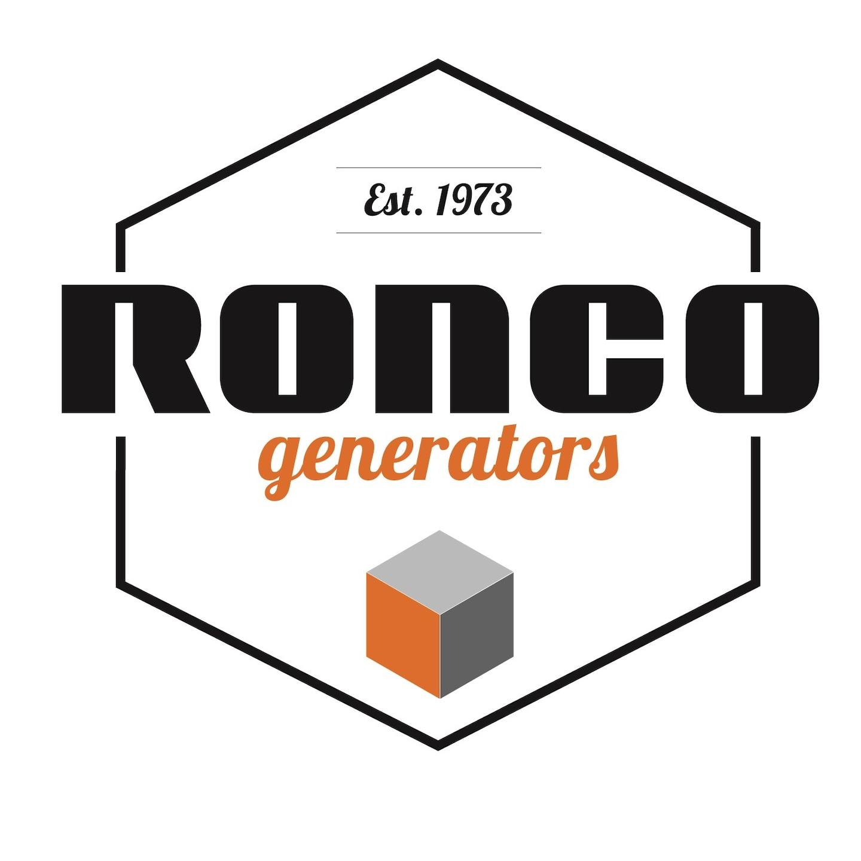 Ronco Generators logo