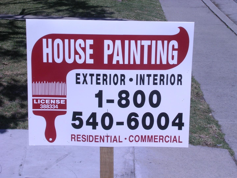 House Painting Inc logo