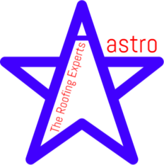Aastro Roofing Company logo