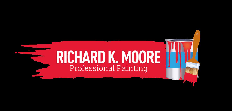 Richard K. Moore Professional Painting logo