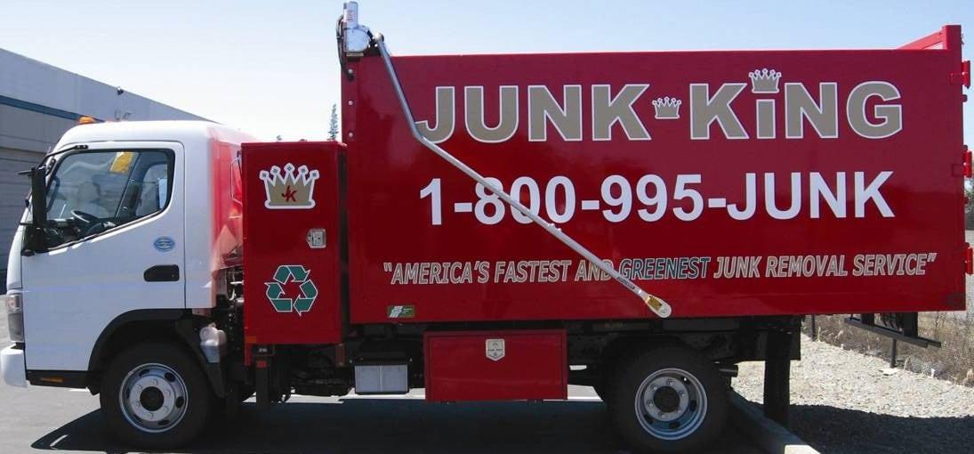 Junk King Colorado Springs logo