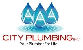 AAA City Plumbing logo