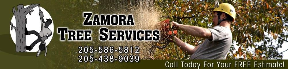 Zamora Tree Service LLC logo