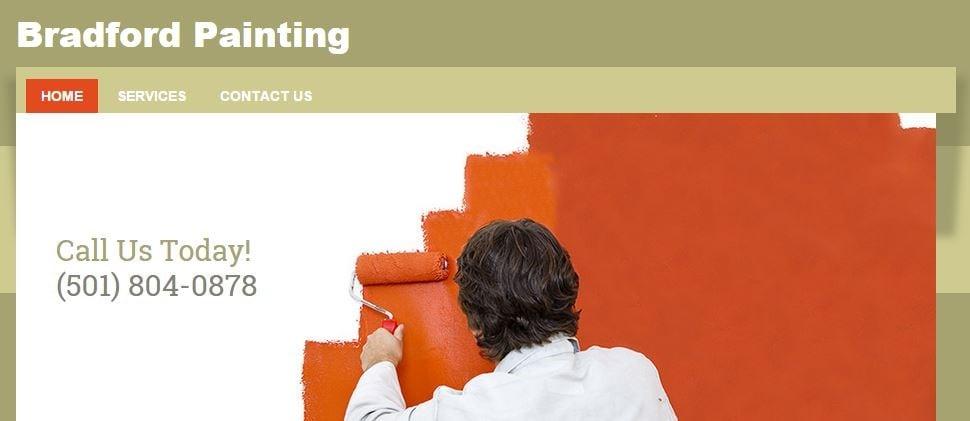 Bradford Painting logo