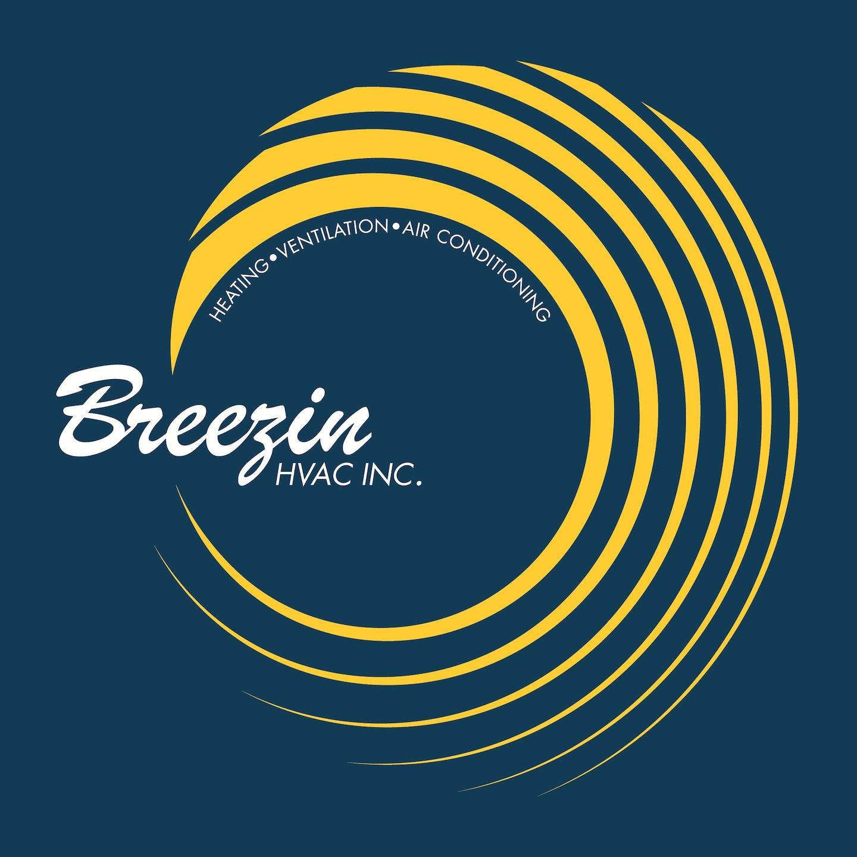 Breezin HVAC, Inc. logo