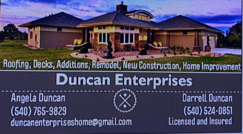 Duncan Enterprises  logo