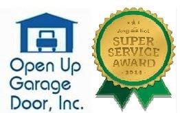 Open Up Garage Door Inc logo