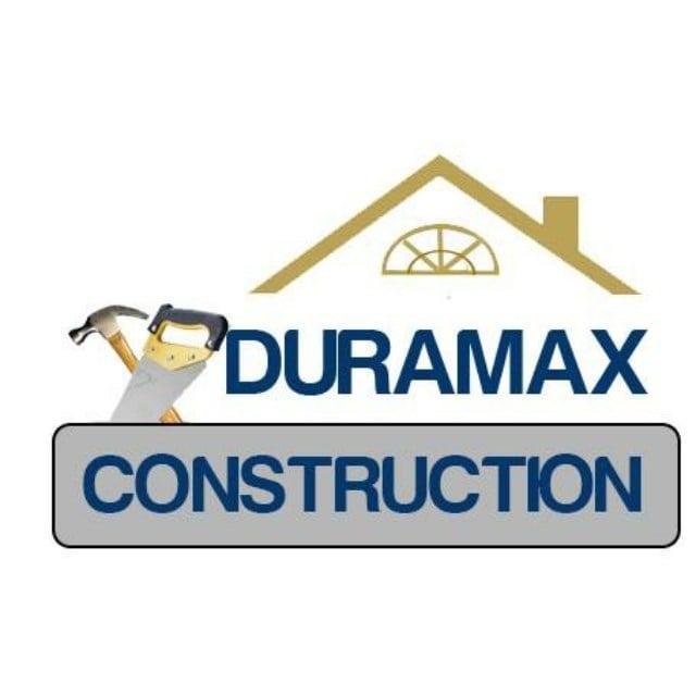 Duramax Construction logo