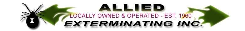 Allied Exterminating Inc logo
