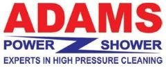 Adams Power Shower logo