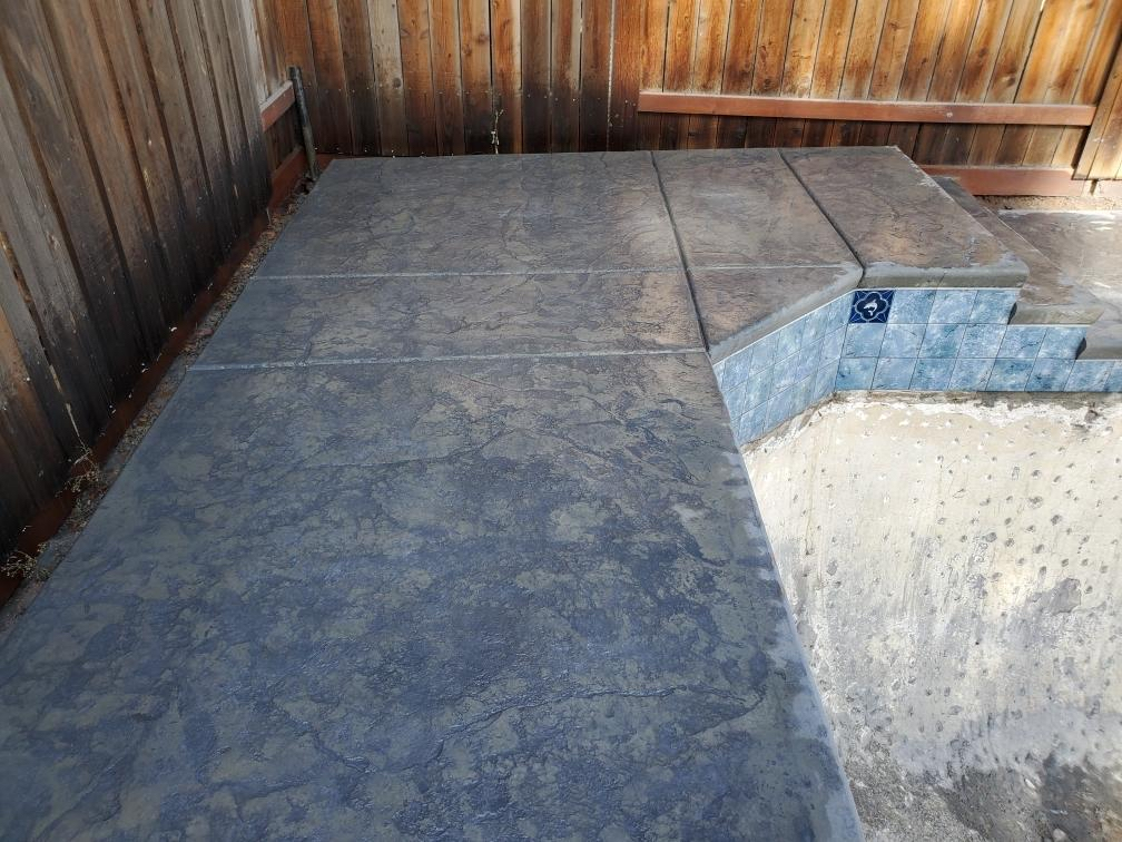 Concrete - Stamped & Decorative Project