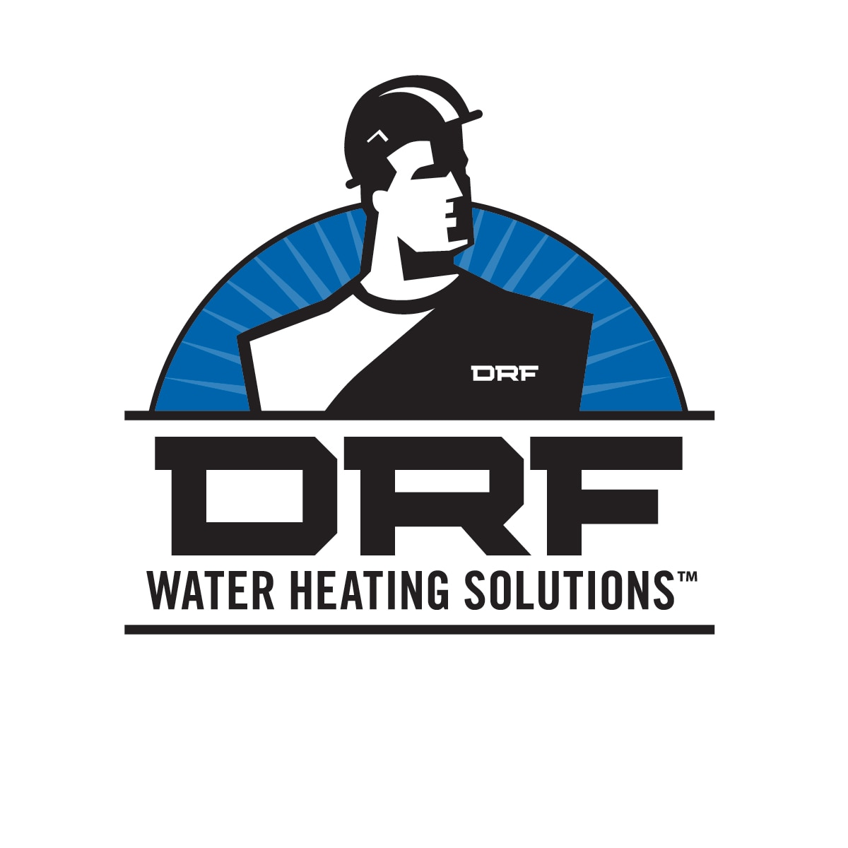 DRF Water Heating Solutions logo