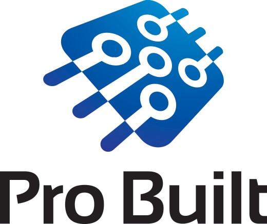 Pro Built Systems logo