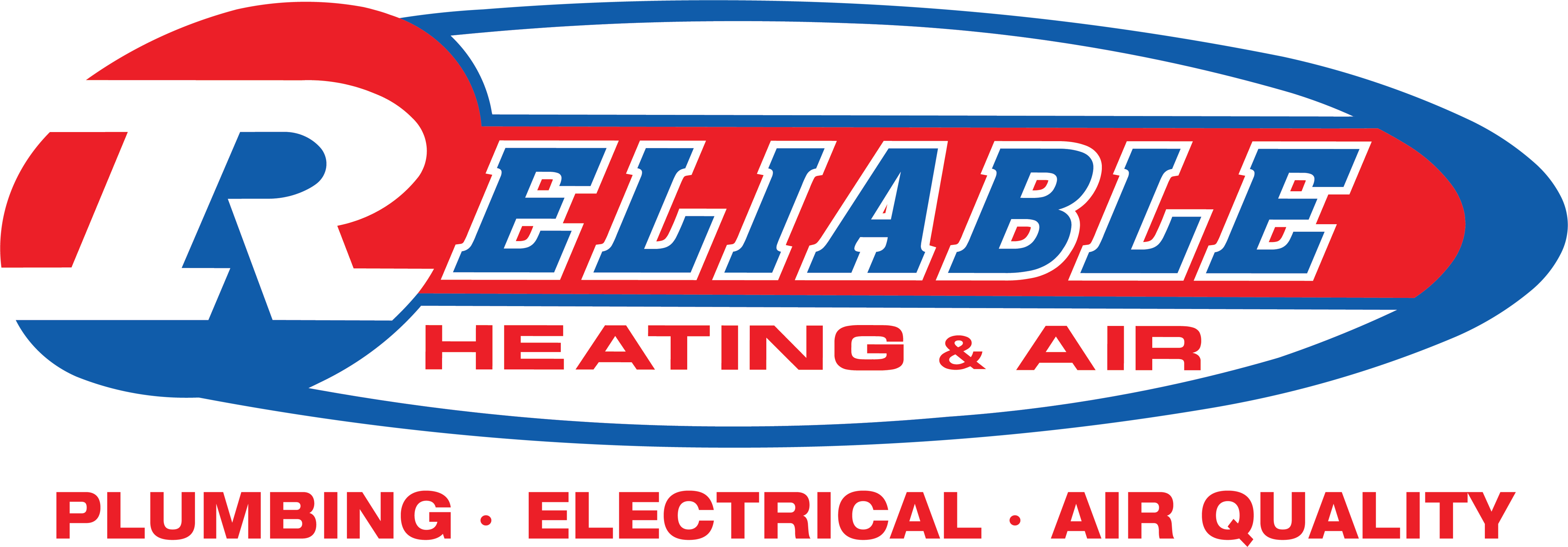 Reliable Heating & Air Plumbing & Electrical logo