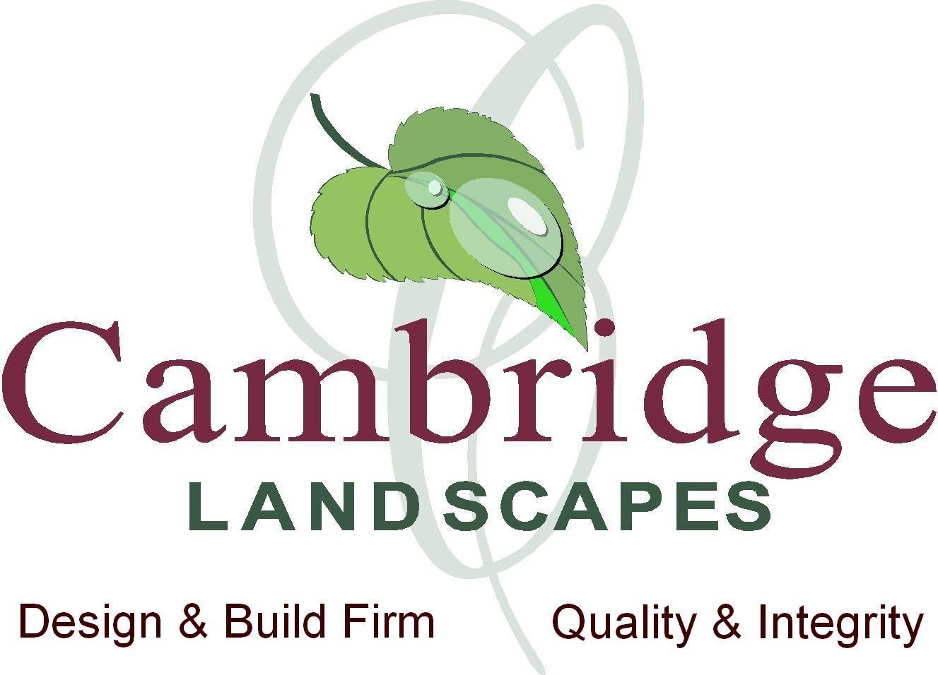 Cambridge Landscapes logo