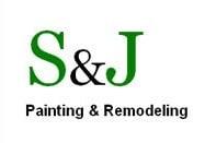 S & J Painting & Remodeling logo