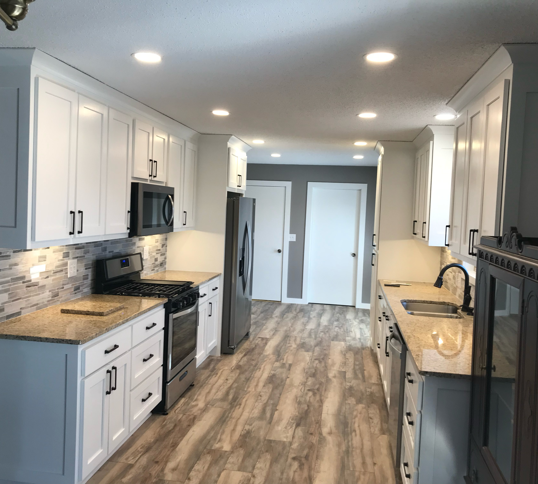 Cul de sac kitchen