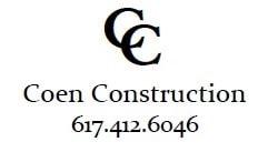 Coen Construction logo
