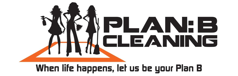 Plan: B Cleaning logo