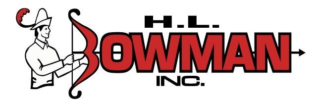 H L Bowman logo