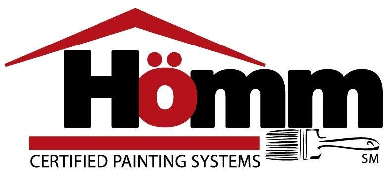 Homm Certified Painting Systems logo