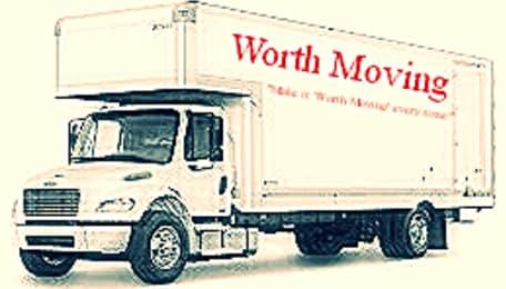 Worth Moving logo