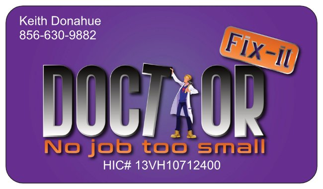 Doctor Fix-it LLC logo