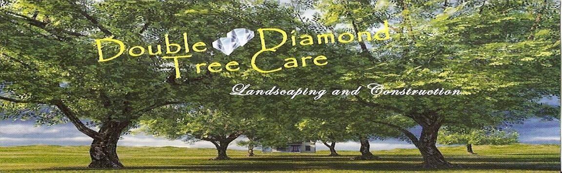Double Diamond Tree Care & Construction logo