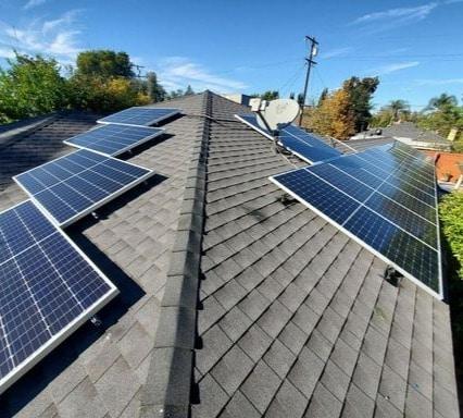 Southern California Solar Installation
