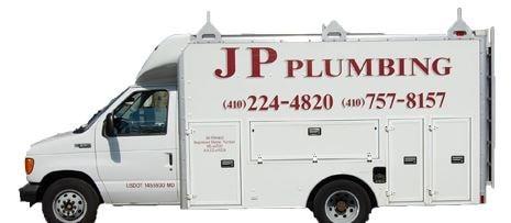 JP Plumbing logo