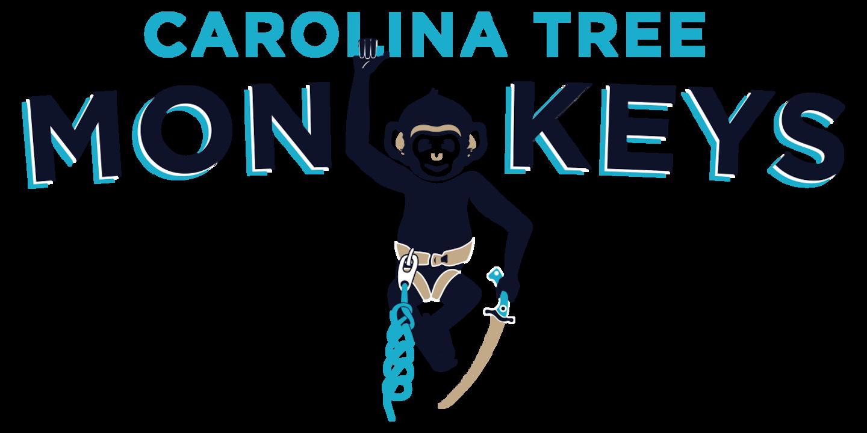 Carolina Tree Monkeys logo