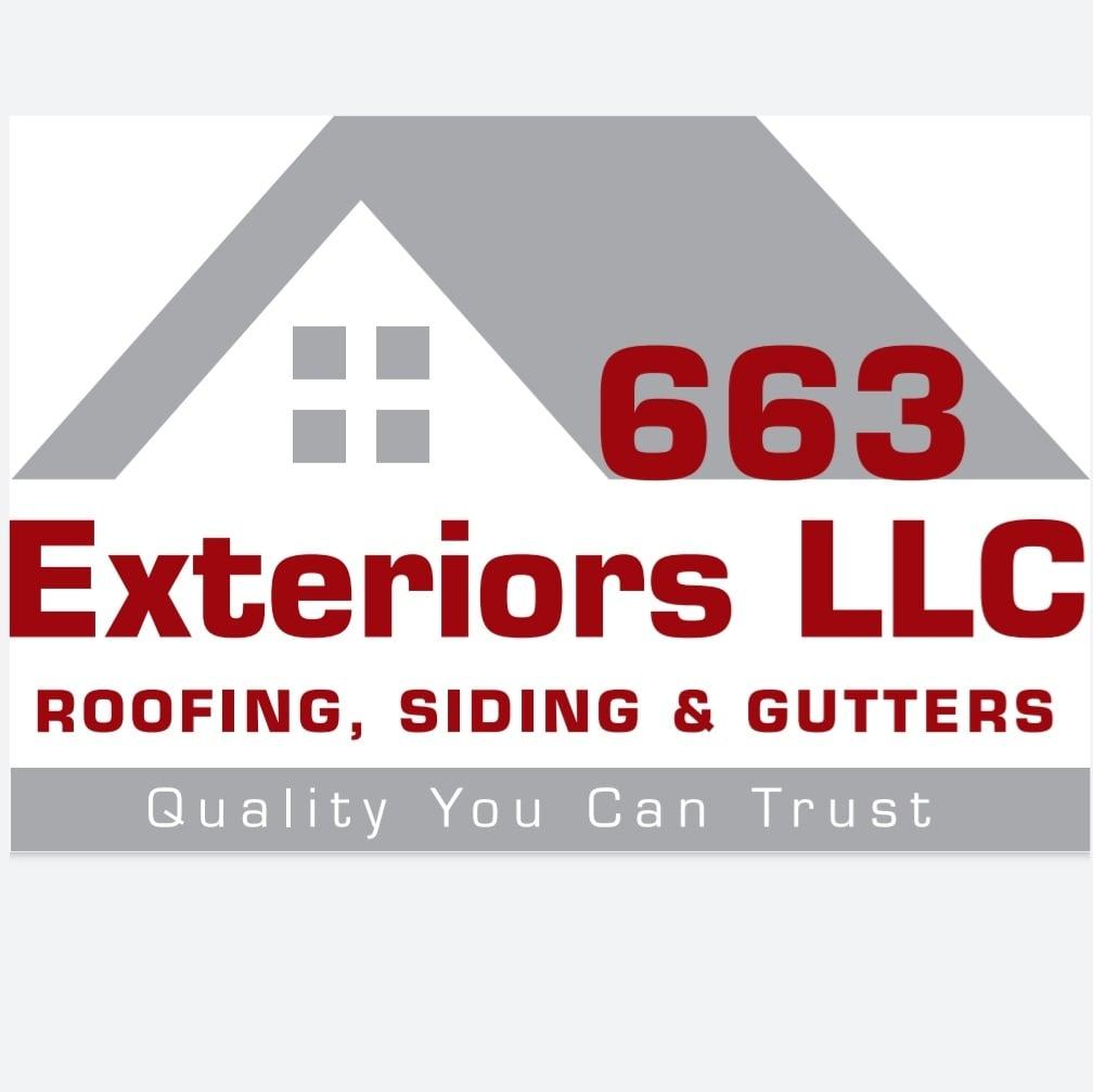 663 Exteriors LLC logo