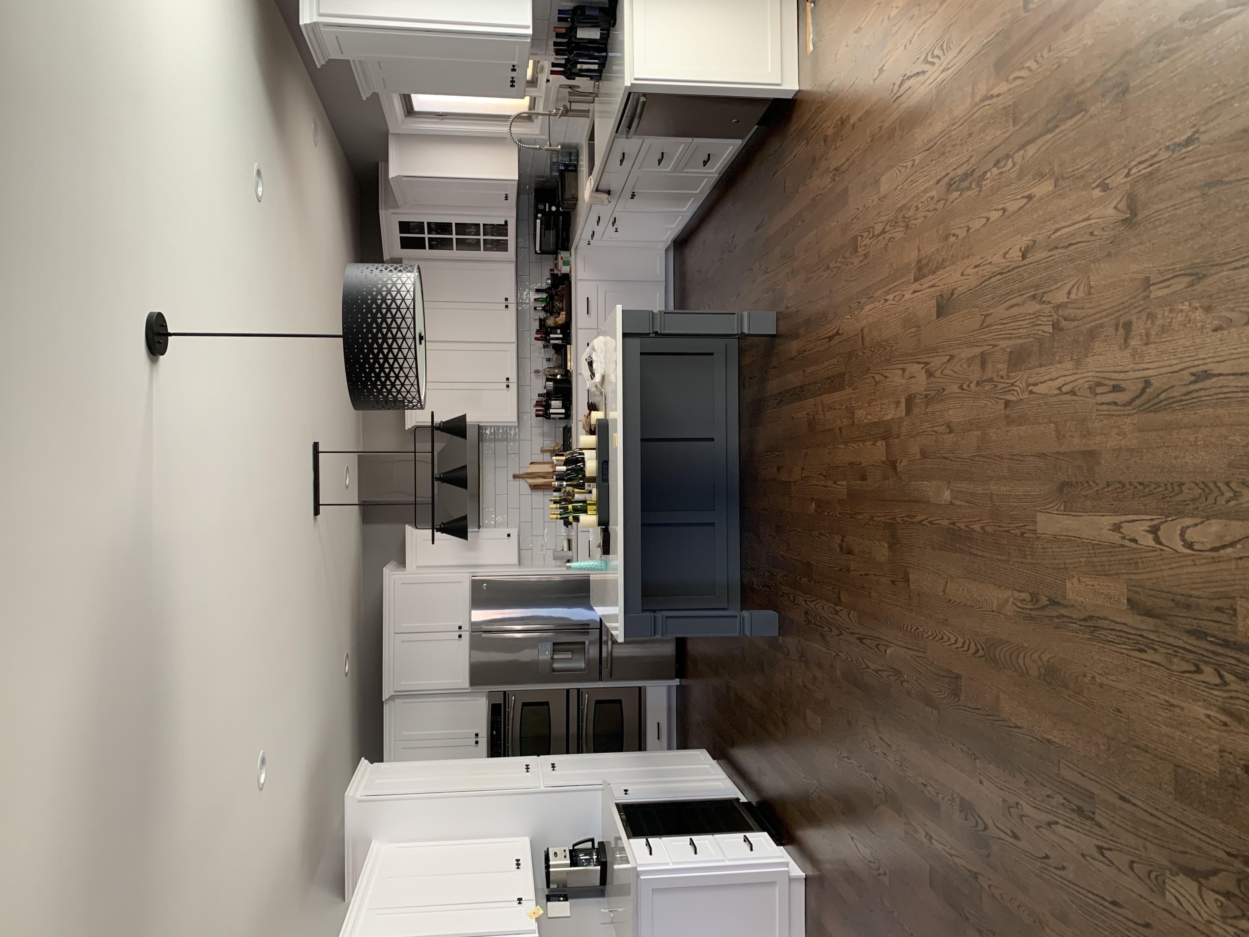 Hardwood Flooring Sales/Installation/Refinishing Project