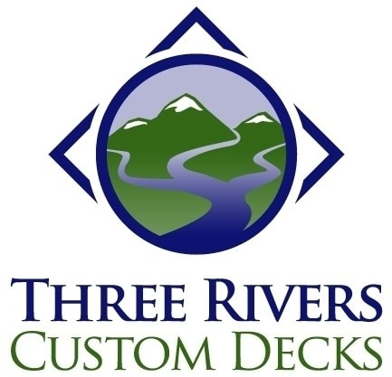 Three Rivers Custom Decks logo