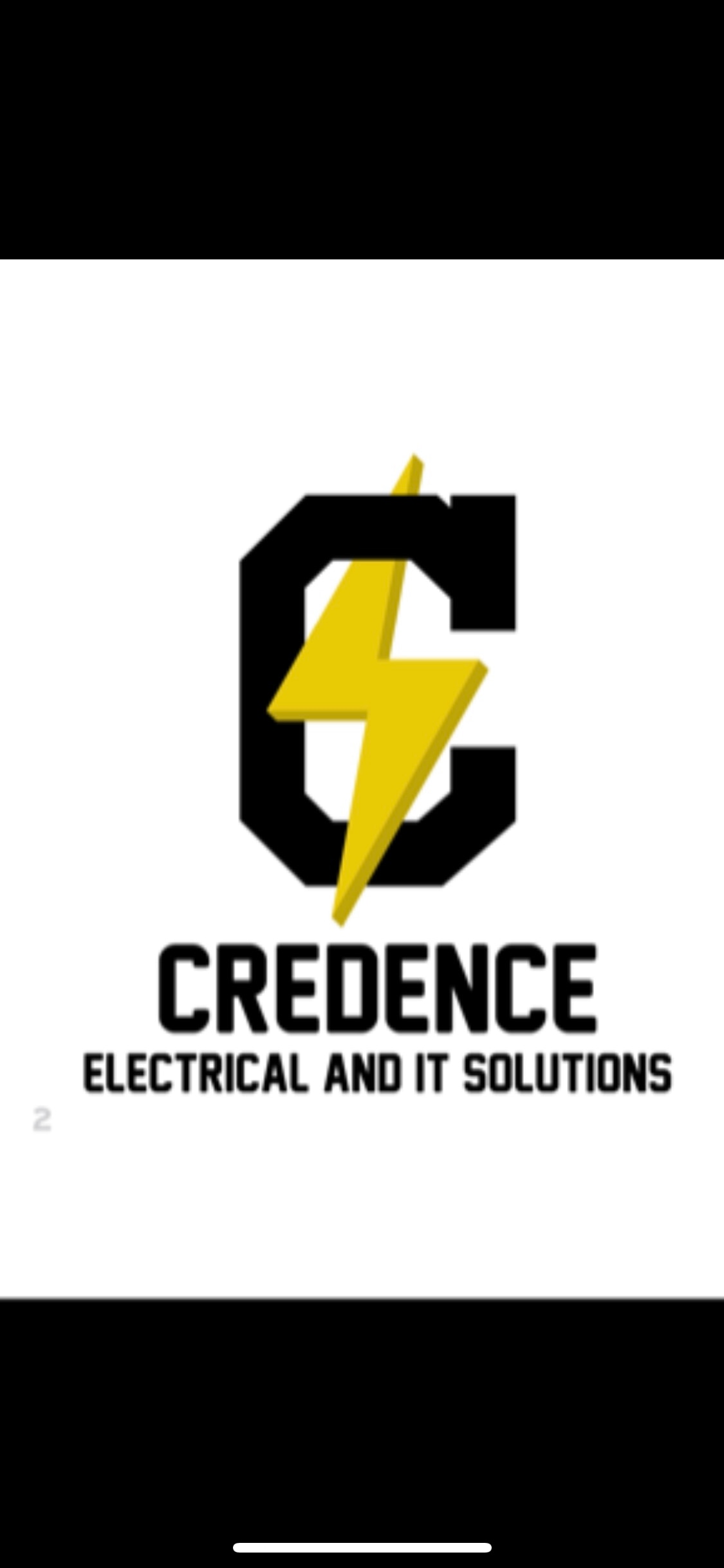 Credence Electrical and IT Solutions logo