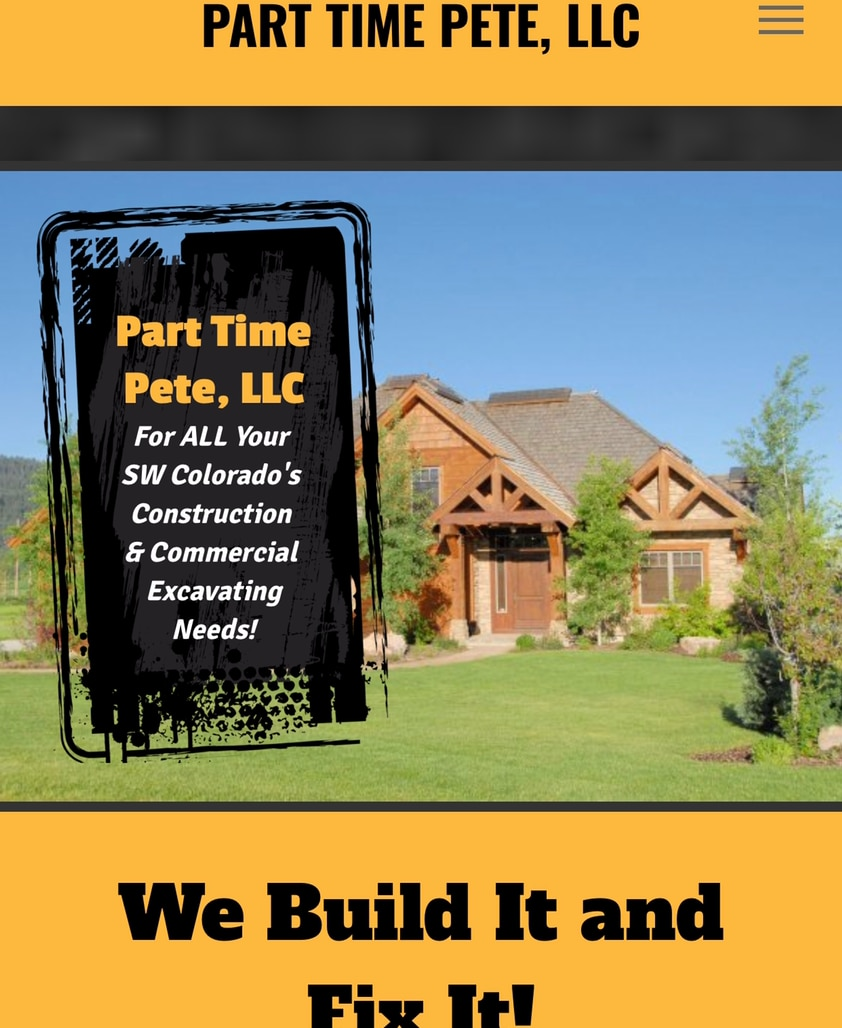 PTP Custom Home Building logo