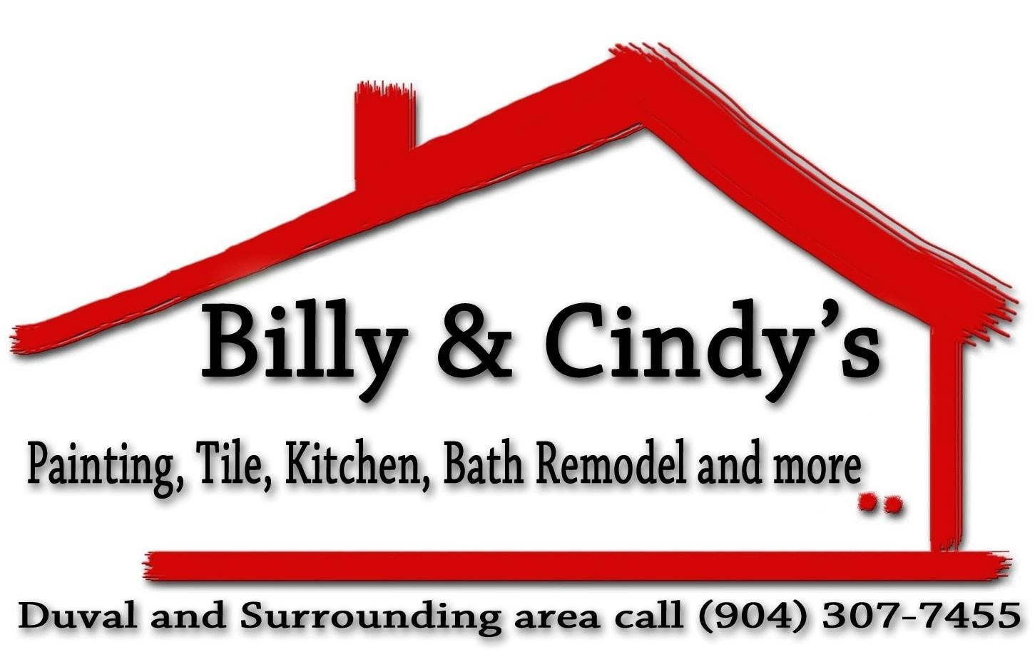 Billy & Cindy's Painting & Pressure Washing & More logo